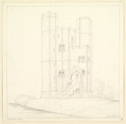 Orford [Castle] 1872